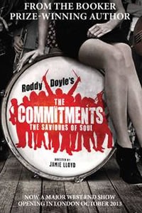 The Commitments Poster 200x300